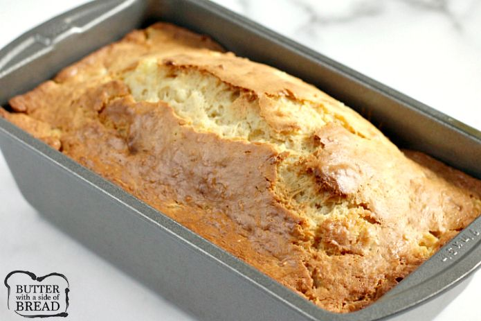 Pineapple Quick Bread Is Sweet Moist And Absolutely Delicious Especially With A Simple Pineappl Bread Recipes Sweet Easy Bread Recipes Bread Recipes Homemade