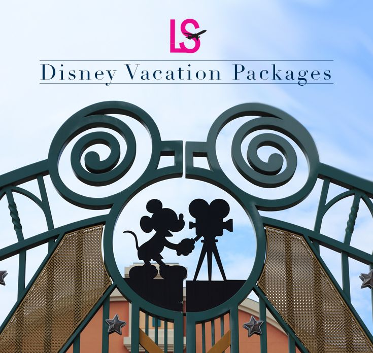At L&S Travel we have your Disney connection. Contact us to find the best Disney packages and plan your magical trip. With no service fees! Call us at 888.901.4881 or visit our website www.landsvacations.com