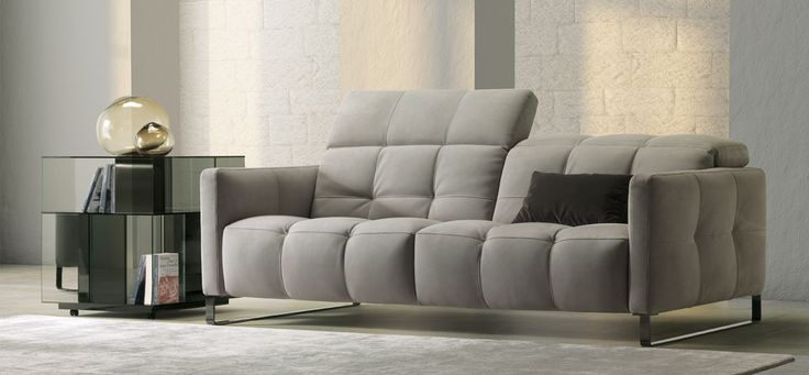 The BITALIAN showroom boasts wide variety of designer furniture for the modern living room, all exclusively made in Italy. Our collection Italian leather sofas, designer coffee tables, storage units and tables will help you create a home that reflects your lifestyle and inspires others to follow your lead.  Visit us at our showroom or browse: http://bitalian.co.za/living-room/?utm_content=buffera7b43&utm_medium=social&utm_source=pinterest.com&utm_campaign=buffer  #ItalianDesignerFurniture…