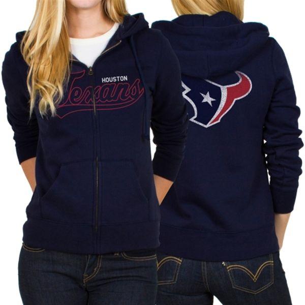 Houston Lady Texans Apparel