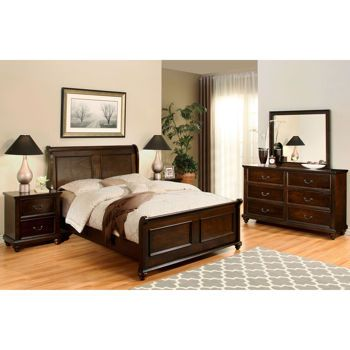 Caymen 5 Piece King Bedroom Set
