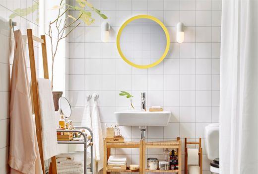 IKEA Bathroom mirrors