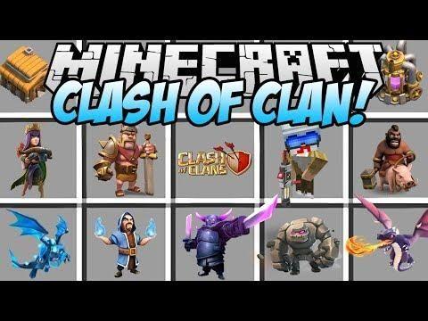 8 Hero Clash Of Clan Terkuat Yang Akan Direlease Mojang Di Minecraft