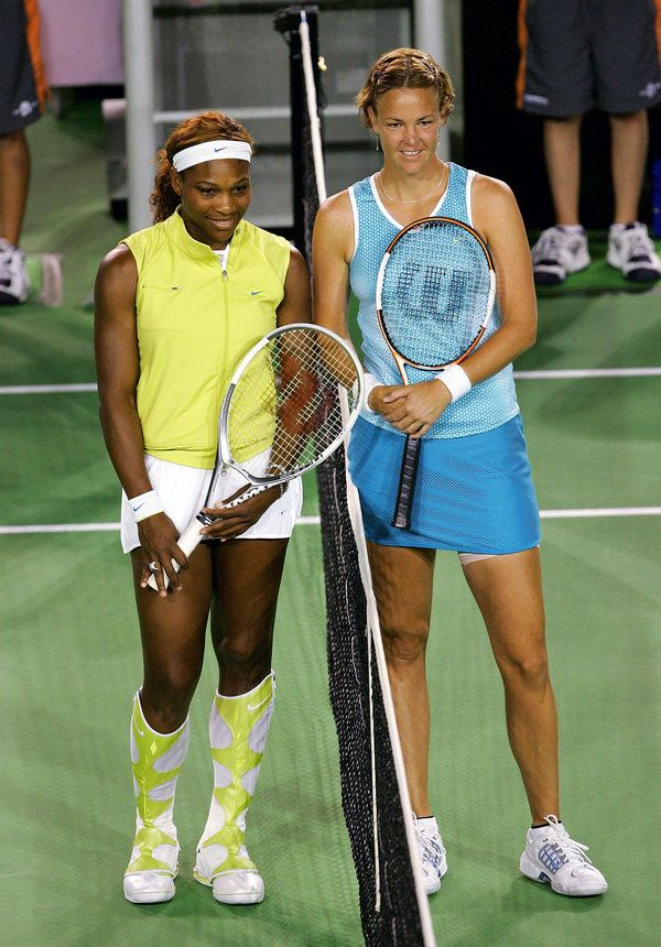 Venus And Serena Williams' Coolest Tennis Outfits