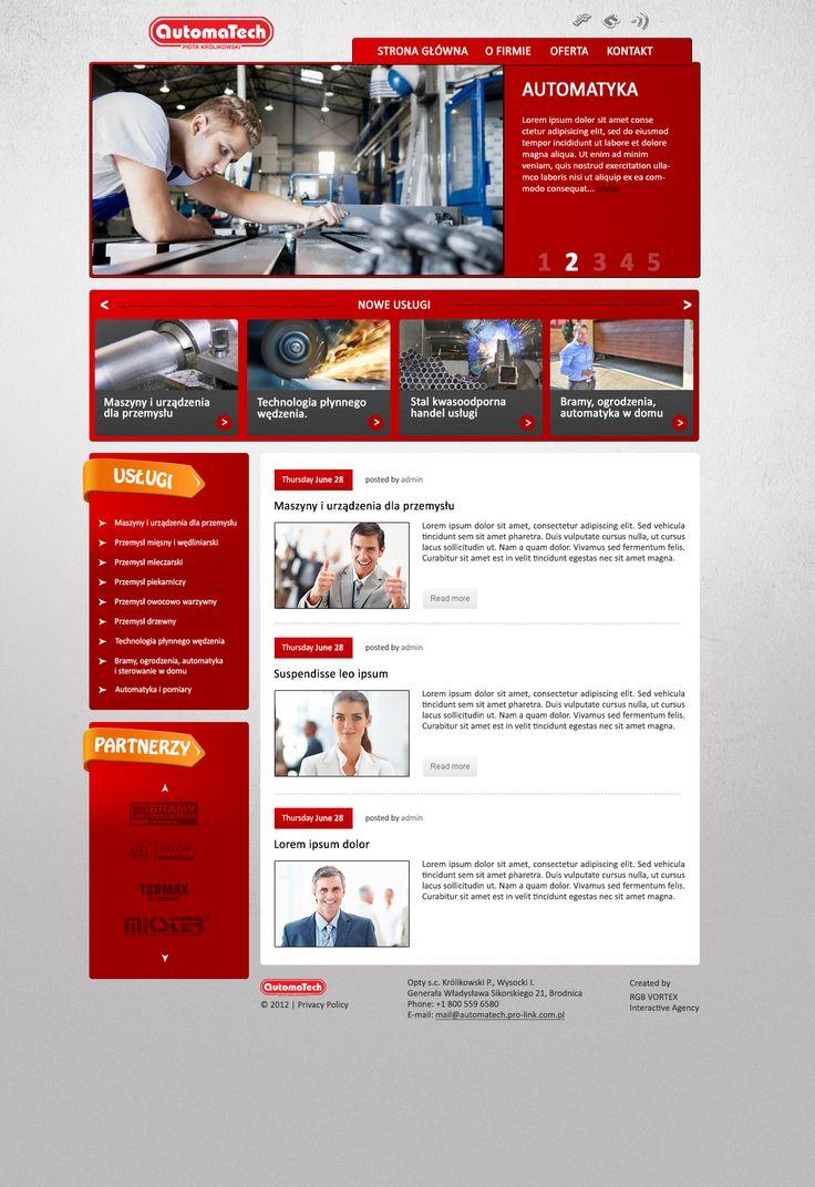 Automatech final web project