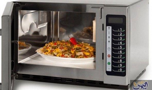 طرق سهلة وبسيطة لتنظيف الميكرويف المحروق Kitchen Appliances Kitchen Home