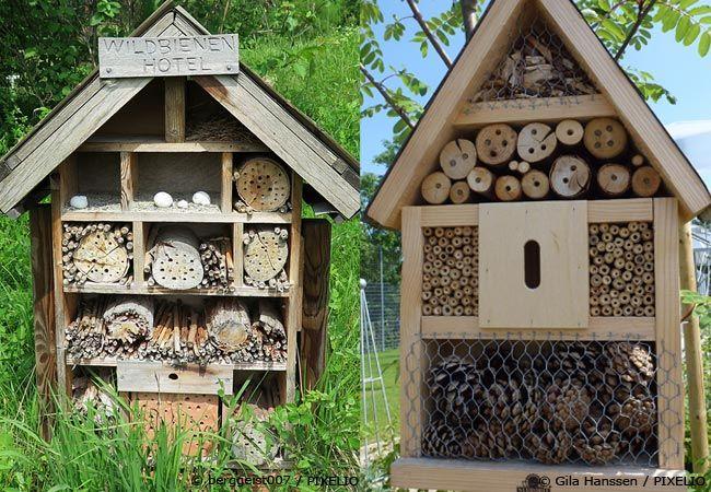 best 25 insektenhotel selber bauen ideas on pinterest. Black Bedroom Furniture Sets. Home Design Ideas