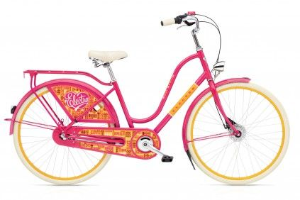 Fashion 3i | Electra Bikes:  I want one of these for Christmas! With a basket and a bell!