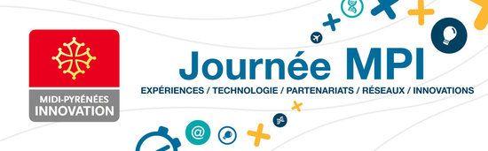 création bannière pour appel d'offre MPI (Midi Pyrénées Innovation)