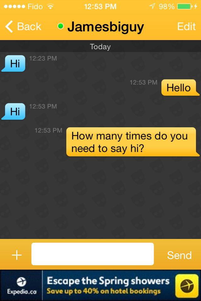 Grindr and the Politics of Disinterested Contemplation