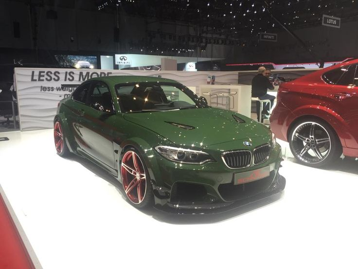 2016 Geneva Motor Show Live: AC Schnitzer ACL2 Is The Angry Hulk On Wheels The BMW M235i coupe has been transformed into some kind of Hulk on wheels by AC Schnitzer. The tuner started from a modified M3/M4 S55 straight six, installed on a M2 donor car and worked some magic on it. The improved performances allow the car to reach the total power of 570 hp, 562 hp of them...