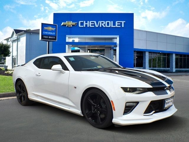 New Chevy Camaro White For Sale With Special Monthly Offer At