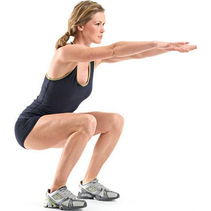 Get toned fast—military-style