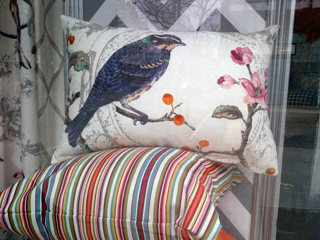 Pillow of the week for April 28-May 4, 2014