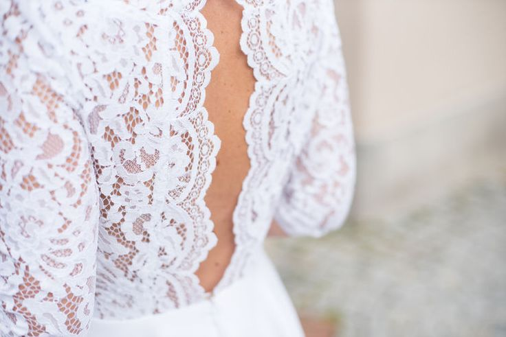 Brautkleid für die standesamtliche Trauung