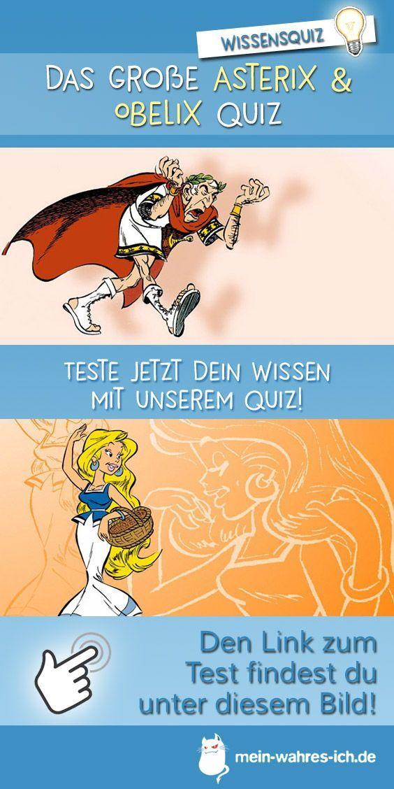 Das Große Asterix & Obelix Quiz In 2020