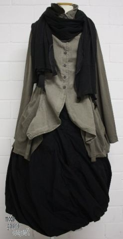Rundholz black label winter 2013, fabulous balloon-skirt