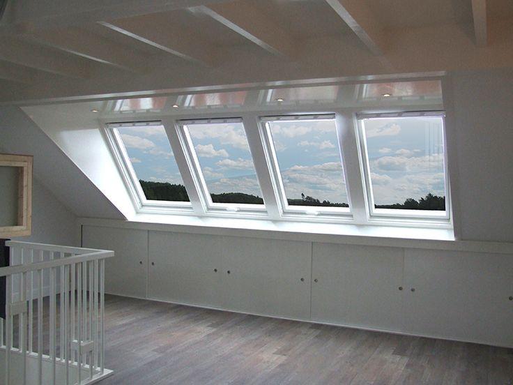 Meer dan 1000 idee n over dakkapel slaapkamer op pinterest zolderkamers schuurdakkapel en - Deco buitenkant idee ...