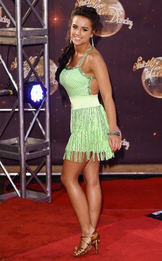 Strictly Come Dancing Georgia May Foote