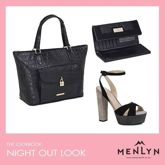 Girls night out? Rock the #ParisatMenlyn inspired look for a great night out.