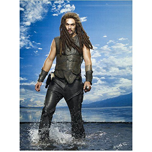 Jason Momoa 8x10 Photo Stargate: Atlantis, Conan the Barbarian Game of Thrones in Ankle Deep Water w/Big Knife Pose 2 kn for USD7.99 #Barbarian  Like the Jason Momoa 8x10 Photo Stargate: Atlantis, Conan the Barbarian Game of Thrones in Ankle Deep Water w/Big Knife Pose 2 kn? Get it at USD7.99!