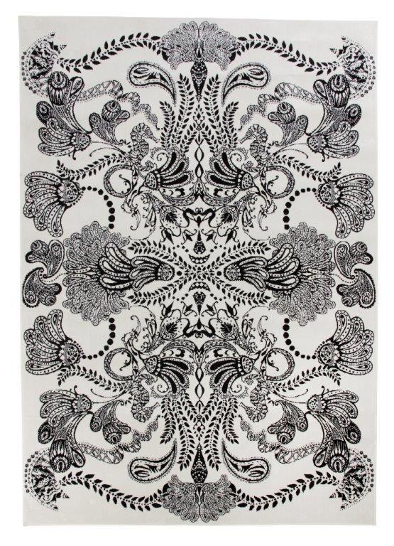Vallila Interior - Syvämeri white rug