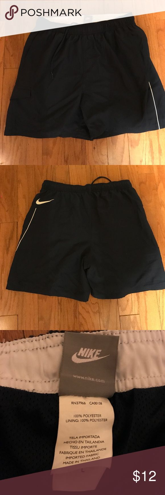 Nike Men's Bathing Suit Size Large Only worn once. Size Men's Large. From a smoke free pet free home. Nike Swim Swim Trunks