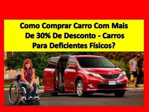 Lista De Carros Com Desconto Para Deficientes 2017 Isenção De Impostos. Confira a Lista: http://webdicas.top/carro-com-desconto
