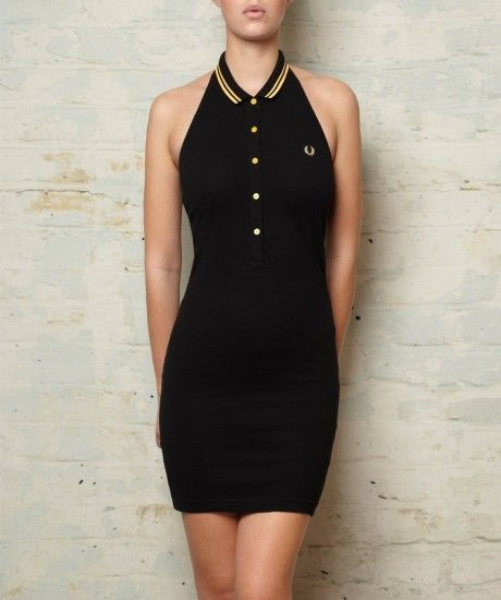 Amy Winehouse x Fred Perry Polo Dress