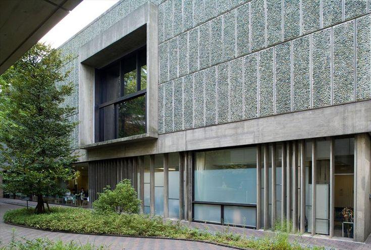 Ле Корбюзье / Le Corbusier. Национальный музей Искусства (National Museum of Western Art), Токио, Япония. 1957-1959