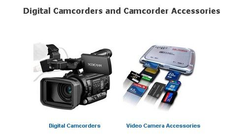 Video Cameras, Digital Camcorders. Buy Digital Camcorders and Camcorder Accessories online. SpecsSite offers a great selection of Full   HD Camcorders, Action Camcorders, Professional Camcorders, Semi-Pro Camcorders, Home Surveillance Cameras, Underwater   Camcorders, Compact Camcorders and accessories. Compare camera models, camera specs, get pricing, find reviews & more at   SpecsSite.com. http://www.specssite.com/camcorders/