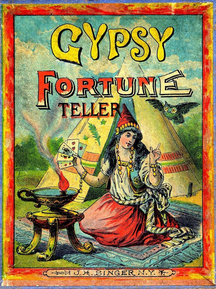 how to read fortune teller cards