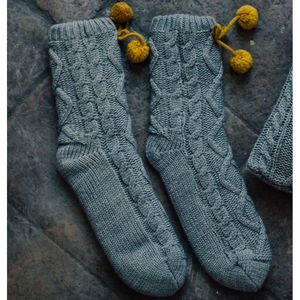 Twist And Turn Slouch Socks. Cosy up this winter with snuggle-worthy knits and comfy loungewear.  - keeping cosy