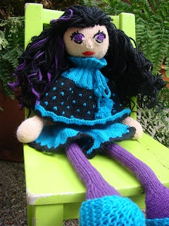 Miss Poncho Gothic from Greece