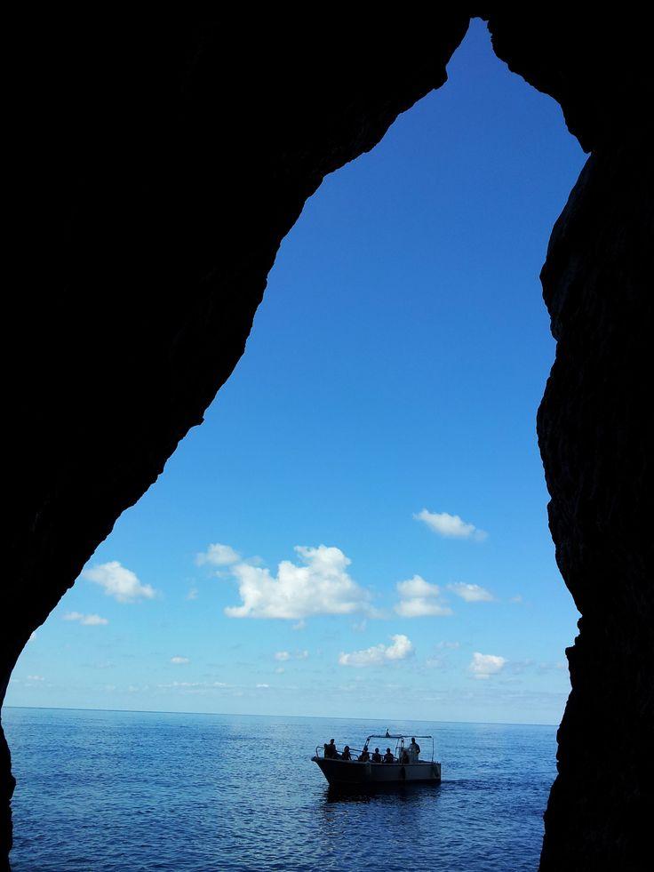 Le Grotte di Marettimo,  Isole Egadi, Sicilia - Aegadian Islands, Sicily