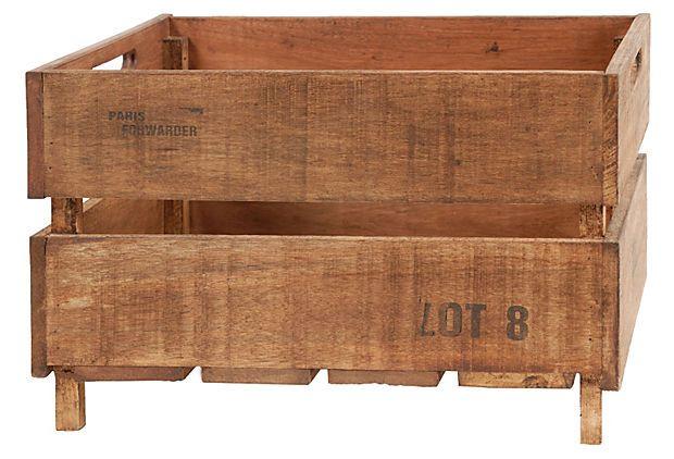 19x14 Palate Crate