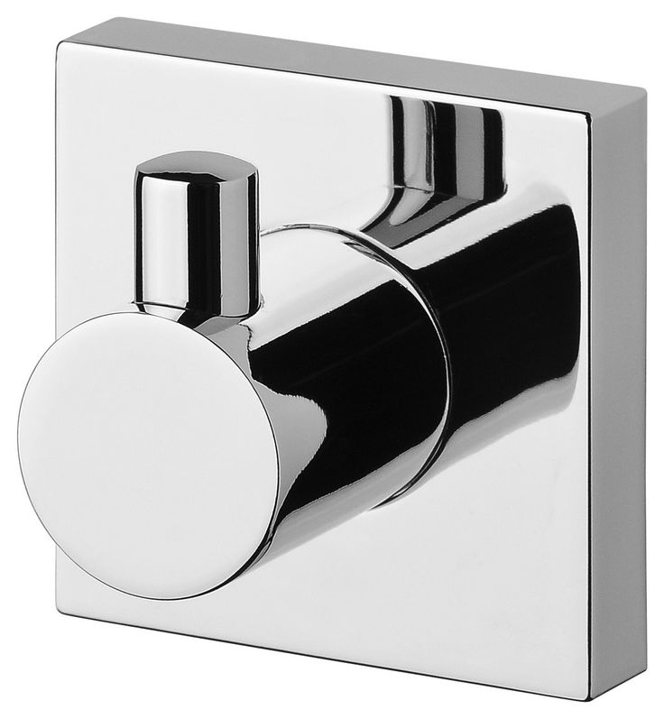 Radii Square Robe Hook - ABL Tile Centre