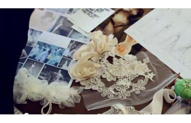 David Jones Black & White blog - Bridal Collections