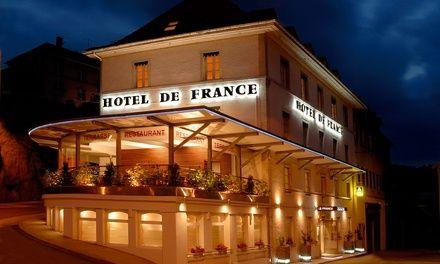 HÔTEL RESTAURANT LE FRANCE à Villers Le Lac : Court séjour étoilé au cœur des montagnes du Haut-Doubs: #VILLERSLELAC 79.00€ au lieu de…