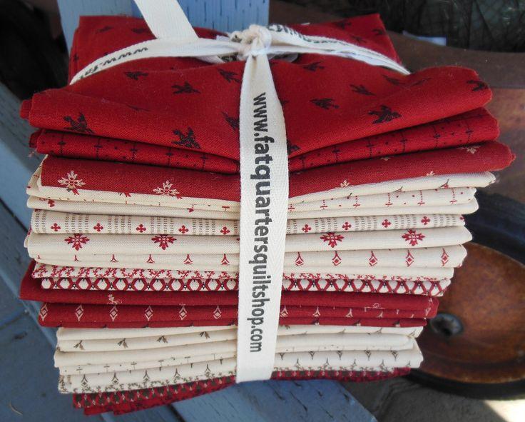 Songbird Gatherings designed by Primitive Gatherings for Moda Fabrics :)