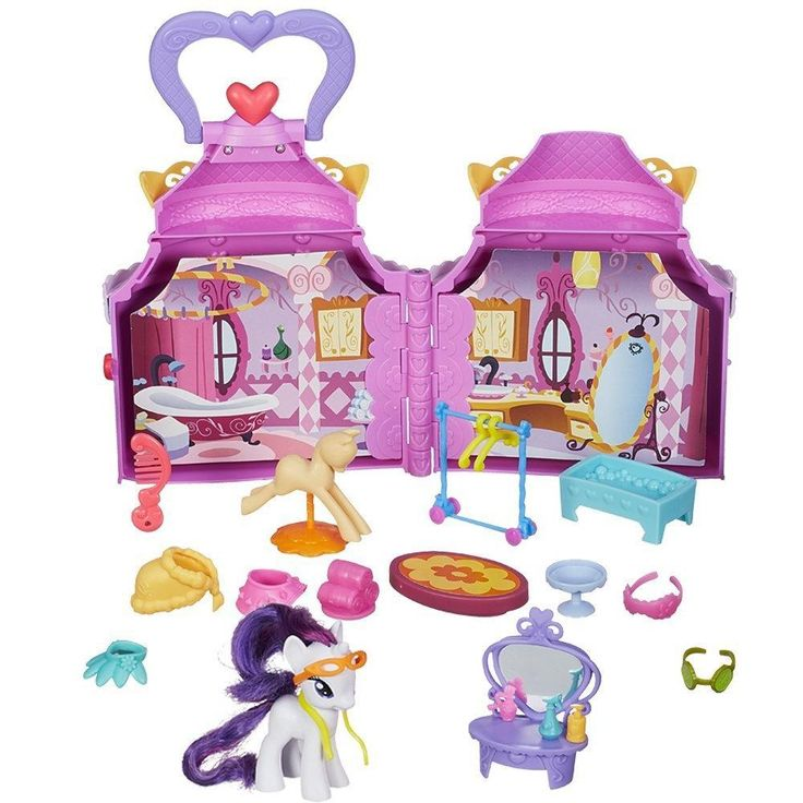 Hasbro Hasbro, My Little Pony, Бутик Рарити