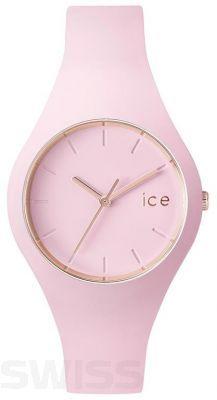 Różowy Ice Watch świetnie nadaje się do romantycznych i dziewczęcych stylizacji na randkę.