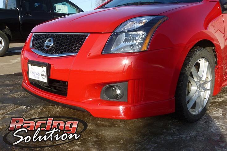 b16 Nissan Sentra RS Front Lip for the 2007-2012 SE-R/SpecV  #nissan #sentra #b16 #specv #se-r