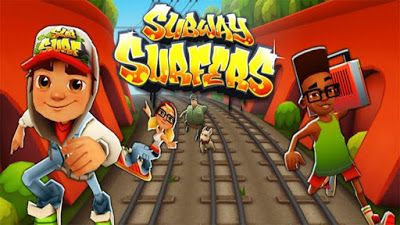 Subway Surfers PC Game Free Download Highly Compressed Full Version