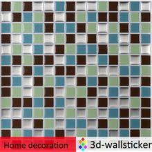 Self adhesive wall tile mosaic 10 x 10 inch