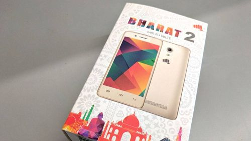 Micromax Bharat 2 4G VoLTE Smartphone Price In India, Specification And Launch Date