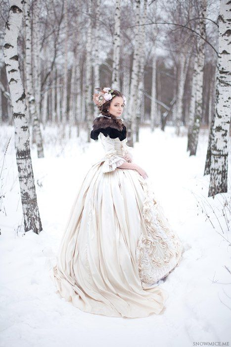 lieschenr:  photo by snowmice makeup by Эля Саярова (Elya Sayarova)