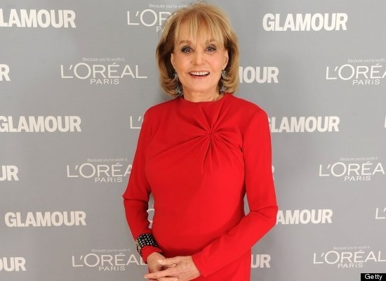 Barbara Walters: The legendary TV personality underwent a procedure called aortic valve replacement to correct a faulty heart valve in 2010.