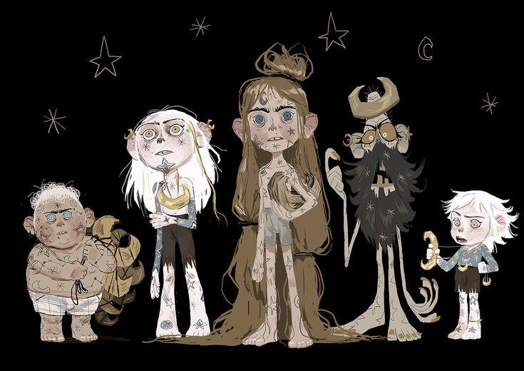 Disney Character Design Internship : Best something like this images on pinterest
