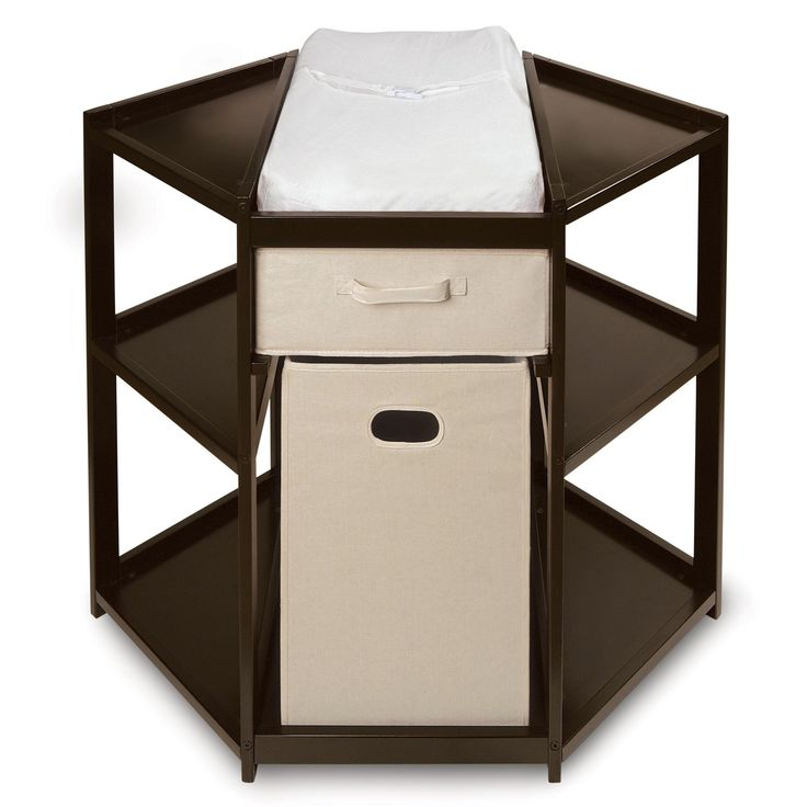 Espresso Corner Changing Table  Write a review  Today $159.99  The ONLY exception for buying a changing table.